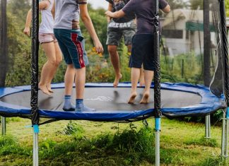 Cheap Trampolines