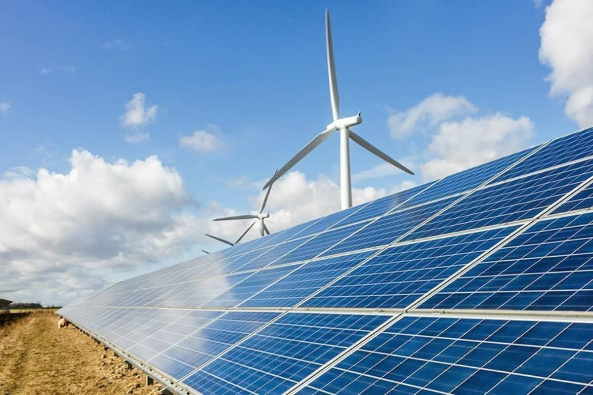 4 Sources of Renewable Energy
