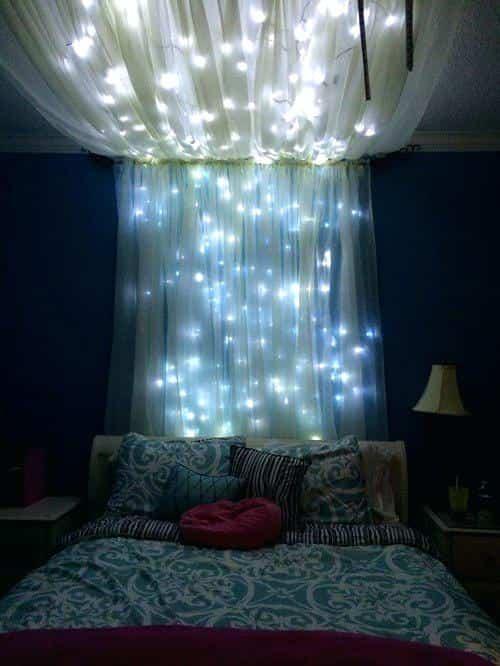 curtain mini lights