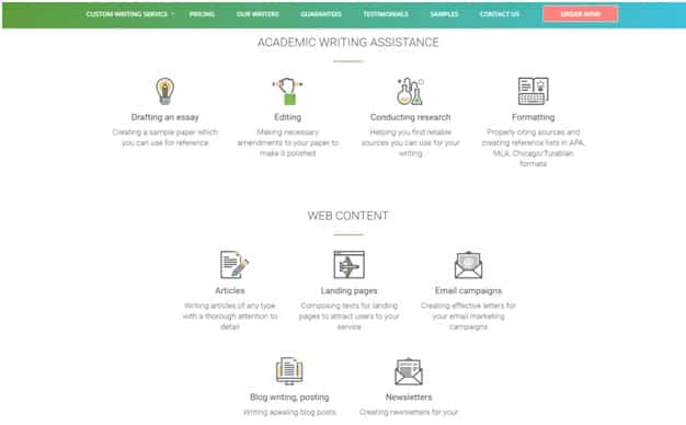 academic writing services
