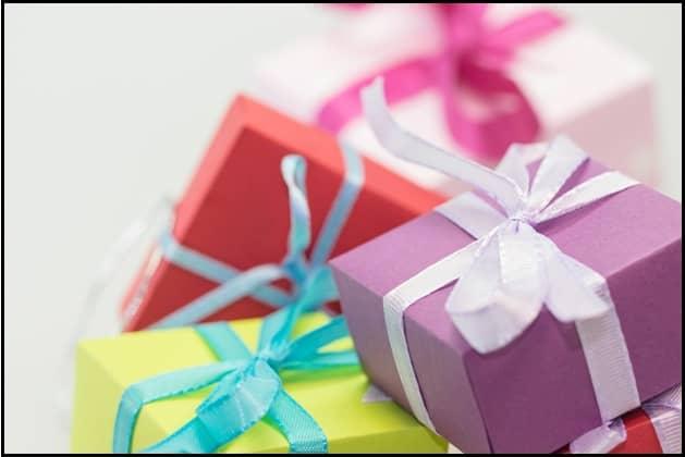 Ten Great Gift Ideas