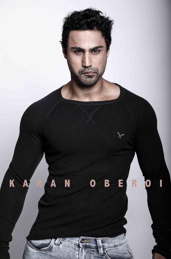 Karan Oberoi Indian model