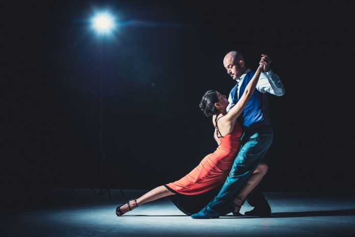Passion for Tango Dance