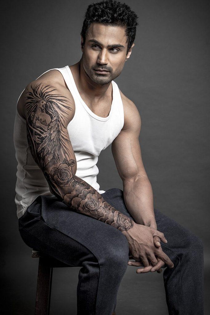 indian model Karan Oberoi (KO) picture