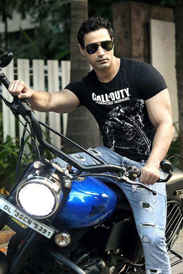 karan oberoi (KO) indian model and