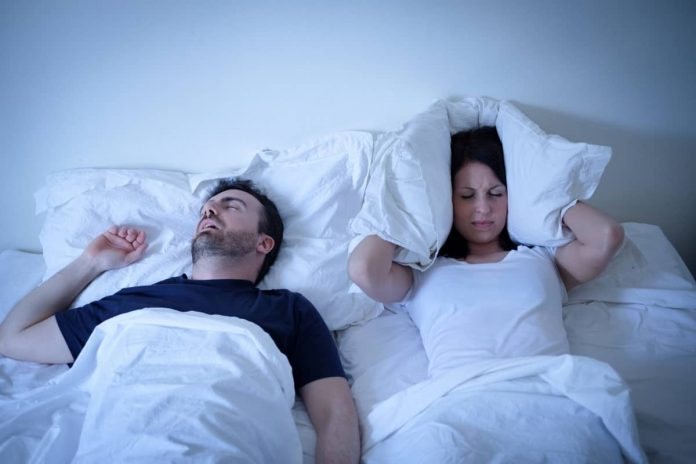 Snoring Sounds Effect