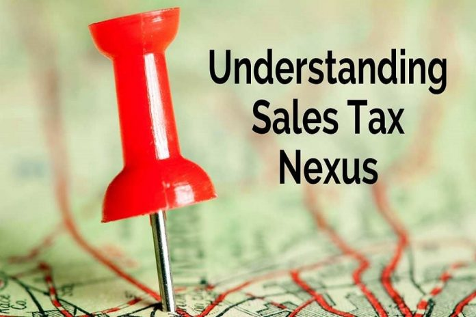 Sales Tax Nexus