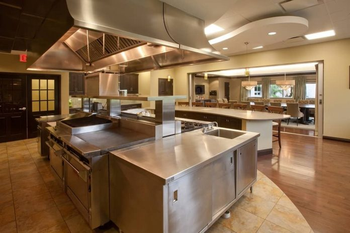 Commerical Kitchen