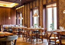Restaurant furnishing Infographic