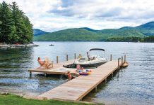 Dock Decorating Ideas